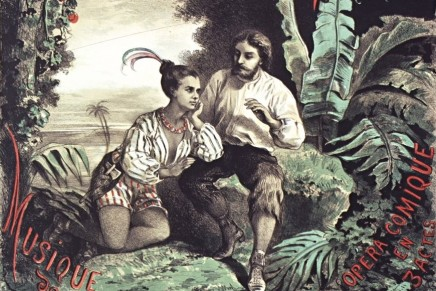 "Offenbach's ""Robinson Crusoe"" At The Royal College Of Music"