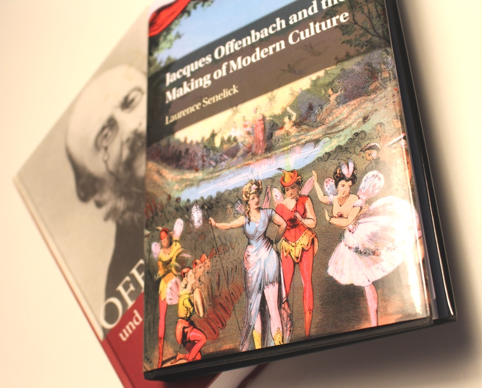 """Jacues Offenbach and the Making of Modern Culture"" (2018) by Laurence Senelick, together with the ground breaking ""Offenbach und die Schauplätze seines Musiktheaters"" (1999)."