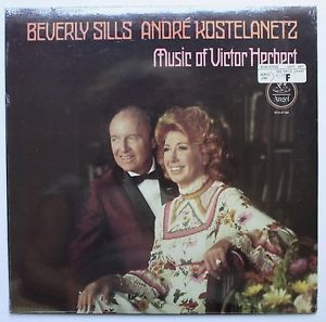 "The 1975 Beverly Sill album ""Music of Victor Herbert."""