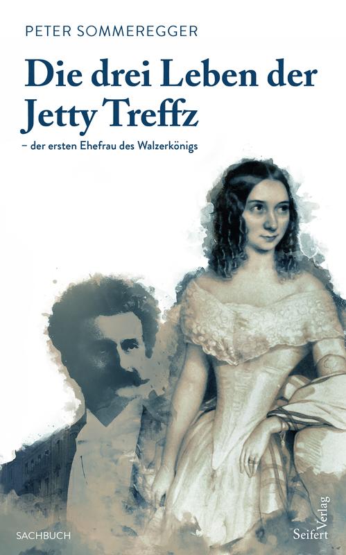 """""""Die drei Leben der Jetty Treffz"""" by Peter Sommeregger, 2018."""
