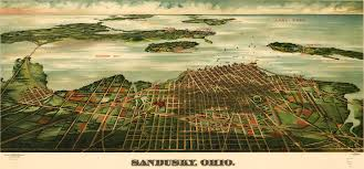 Sandusky, Ohio, in 1898.