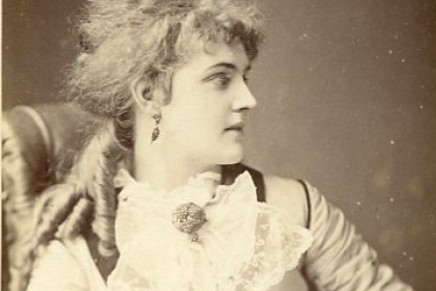 Theatrical Mythology, or The Best Thing About Her Singing Was Her Looks: Blanche Roosevelt