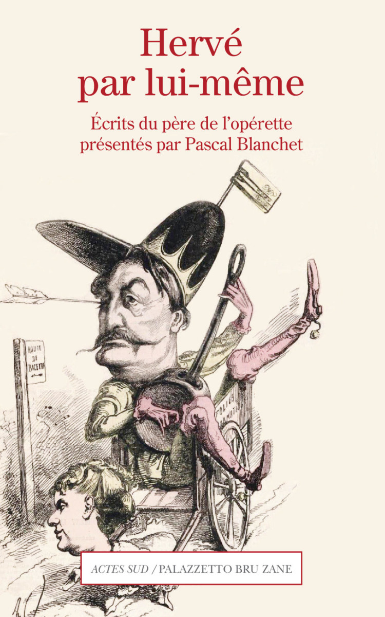 """Hervé par lui-même"" presented by Pascal Blanchet. (Palazzetto Bru Zane 2015)"
