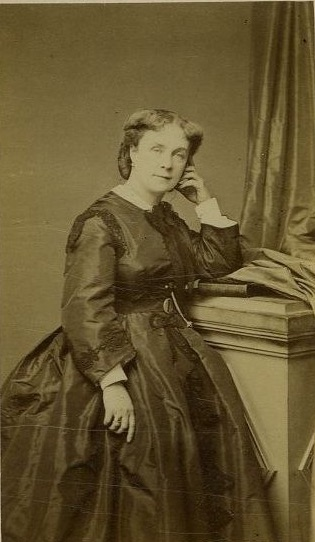 Mlle Géraldine. (Photo: Archive Kurt Gänzl)
