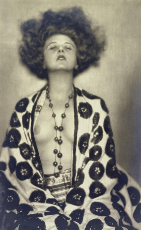 MADAME D'ORA (DORA PHILIPPINE KALLMUS), Elsie Altmann-Loos, 1922 ATELIER D'ORA © Photoarchiv Setzer-Tschiedel/IMAGNO/picturedesk.com