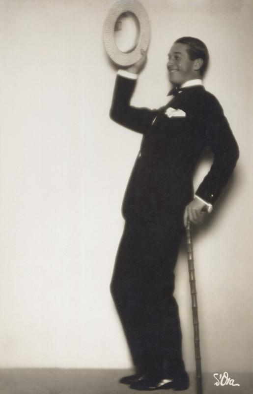 ATELIER D'ORA | Maurice Chevalier | c. 1927 © Photoinstitut Bonartes, Vienna