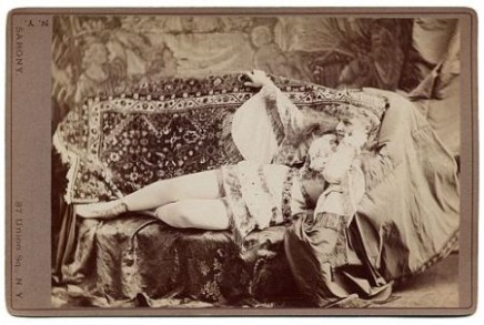 Amy Sheridan: Royal Milkmaid, Queen Of Burlesque, And Concubine