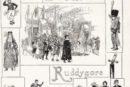 "National Gilbert & Sullivan Opera Company: ""Ruddigore"" At Buxton Opera House"