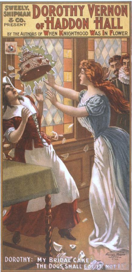 "National Gilbert & Sullivan Opera Company: Sullivan's ""Haddon Hall"""