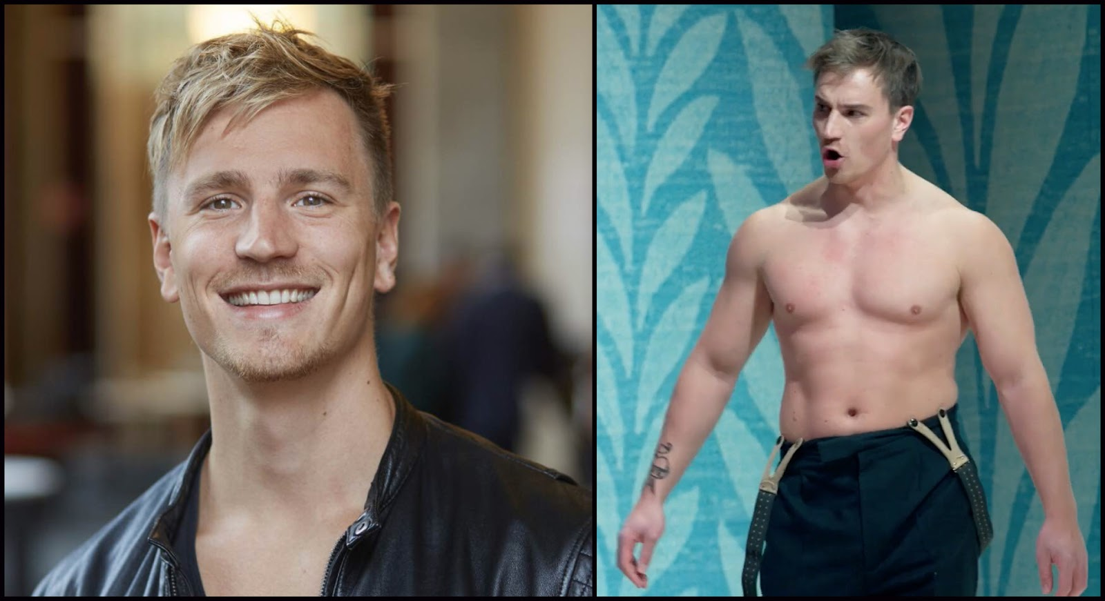 "German bass-barihunk Georg Festl, who performs in ""Fledermaus"" at Staatstheater Darmstadt, as presented by the blog ""Barikunks."" (Photo: barihunks.blogspot.com)"
