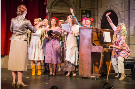 """National Gilbert & Sullivan Opera Company: """"The Sorcerer"""" & """"Trial By Jury"""""""