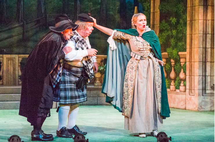 "The 2018 production of ""Haddon Hall,"" National G & S Opera Company. (Photo: Jane Stokes)"