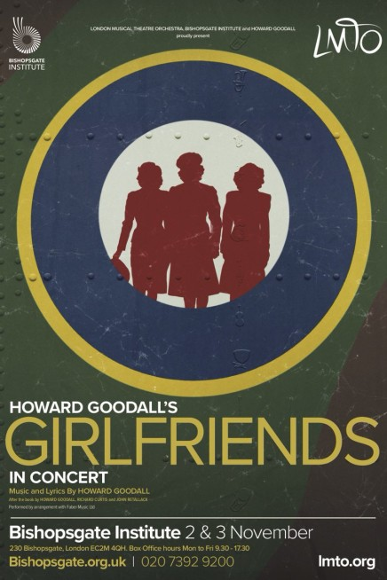 "Howard Goodall's ""Girlfriends"": A Show About The Women's Auxiliary Air Force 1941"