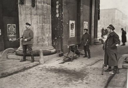 The Revolution Of 1918/1919 In Berlin: A New Exhibition Incorporates Entertainment Culture