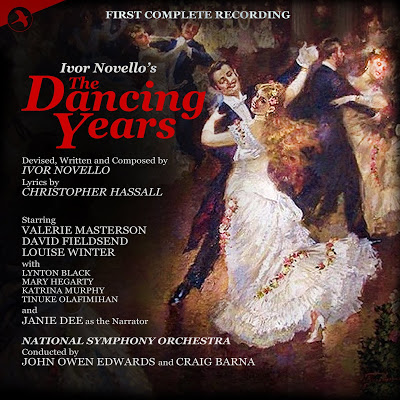 """The Dancing Years"" on JAY Records."