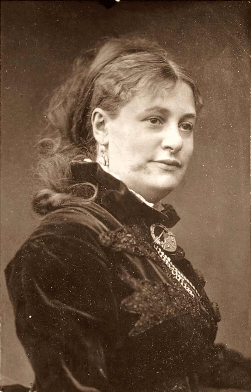 Emily Soldene (1838-1912), English actress and theatre-manager.