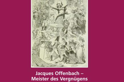 """""""Jacques Offenbach – Meister des Vergnügens"""": Ein Interview mit Heiko Schon"""