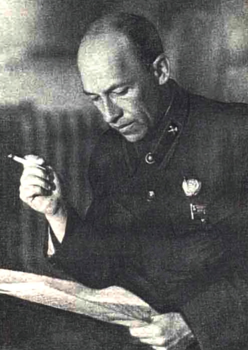 Soviet composer Isaak Dunayevsky in uniform. (Photo: Wikipedia)