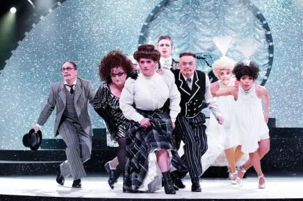 """A Christmas Marathon Of Operetta Streams: From """"Frau Luna"""" To """"Cinderella"""" And Offenbach"""