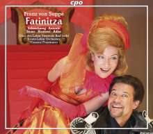 "The 2007 recording of Franz von Suppé's ""Fatinitza"" from Isch. (cpo)"