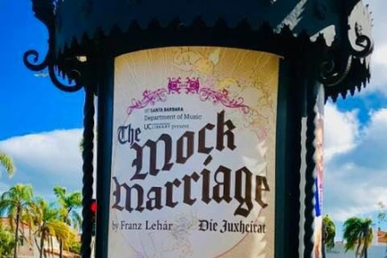 "Lehár's ""Juxheirat"" Or: ""The Mock Marriage"" In Santa Barbara"