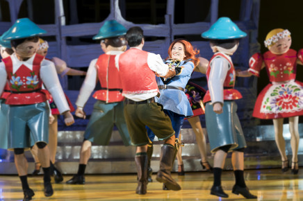 """Joseph Beer's """"Polnische Hochzeit"""" at Oper Graz: Simply Superb!"""