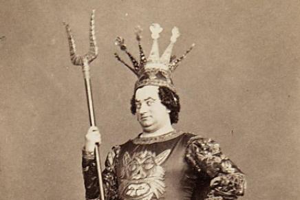 """""""Orpheus in der Unterwelt"""" 1860: Johann Nestroy im Carl-Theater Wien"""
