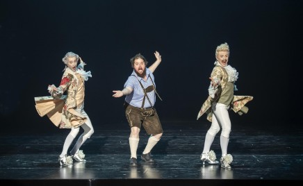 """Nothing More Than This?"": Bernstein's ""Candide"" as Existential Vaudeville in Barrie Kosky's Berlin Production"