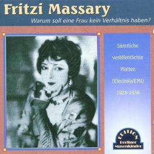 The Fritzi Massary album on Duophon Records.