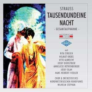"""The 1952 recording of Strauss' """"Tausend und eine Nacht"""" with Anneliese Rothenberger and Rita Streich."""