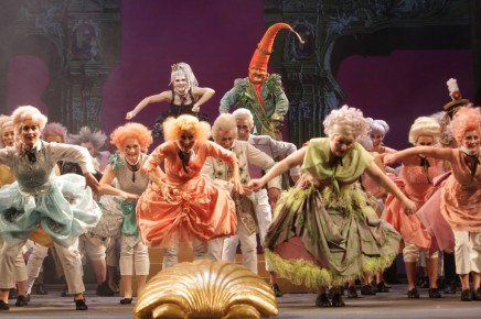 "Offenbach's ""König Karotte"" In Hannover: Farewell To The Production By Matthias Davids"