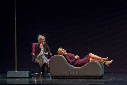 """Kurt Weill's """"Lady in the Dark"""" Revived At City Center in New York"""