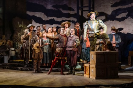 "A New ""Man of La Mancha"" at ENO and Volksoper"