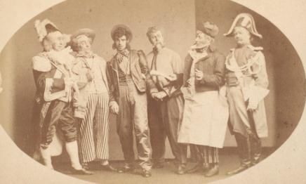 Claude Marius (1850-1896): Opéra-Bouffe's Male Object Of Desire