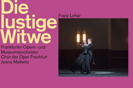 """Die lustige Witwe"" With Marlis Petersen And Iurii Samoilov – Live From Oper Frankfurt"