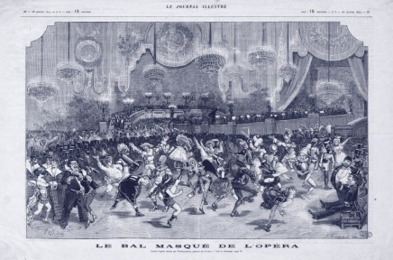 Dance in Jacques Offenbach's Théâtre musical léger – Between Imagination, Improvisation and Choreography