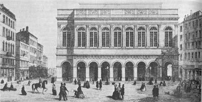 The Grand Théâtre, Lyon. (Photo: Archive Kurt Gänzl)