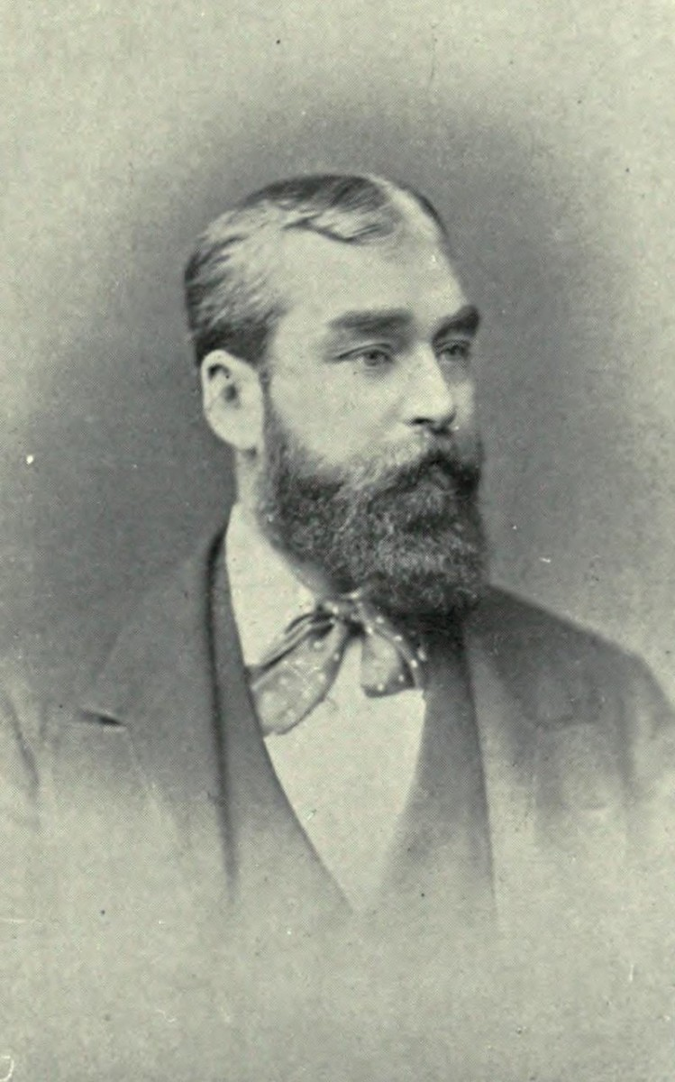 F. C. Burnand in the 1870s.