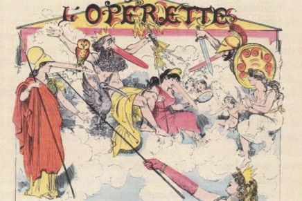 """Maestro Offenbach – au grand galop!"" A Farewell Book For Albert Gier"