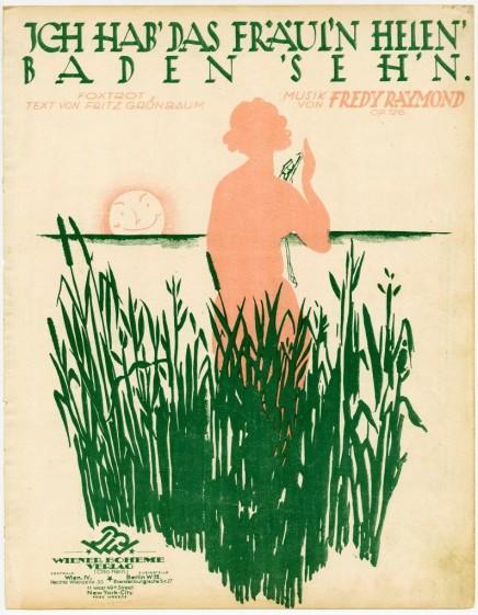 "Evelin Förster Presents: ""Sommerfrische (Bade)Chansons"" From 1910–1930"