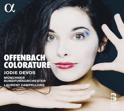 """Offenbach Colorature"": The Award-Winning Solo Album By Jodie Devos"