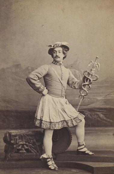 """F. C. Burnand's """"Ixion"""": The Original British Burlesque Hit Of 1863"""