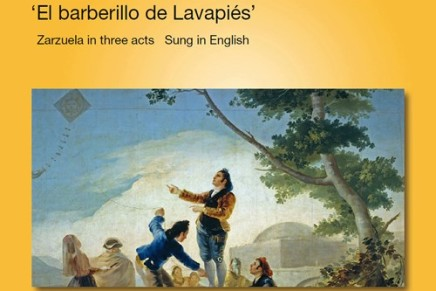 "Francisco Barbieri's ""Barberillo de Lavapies"": The Classic BBC Recording In English"