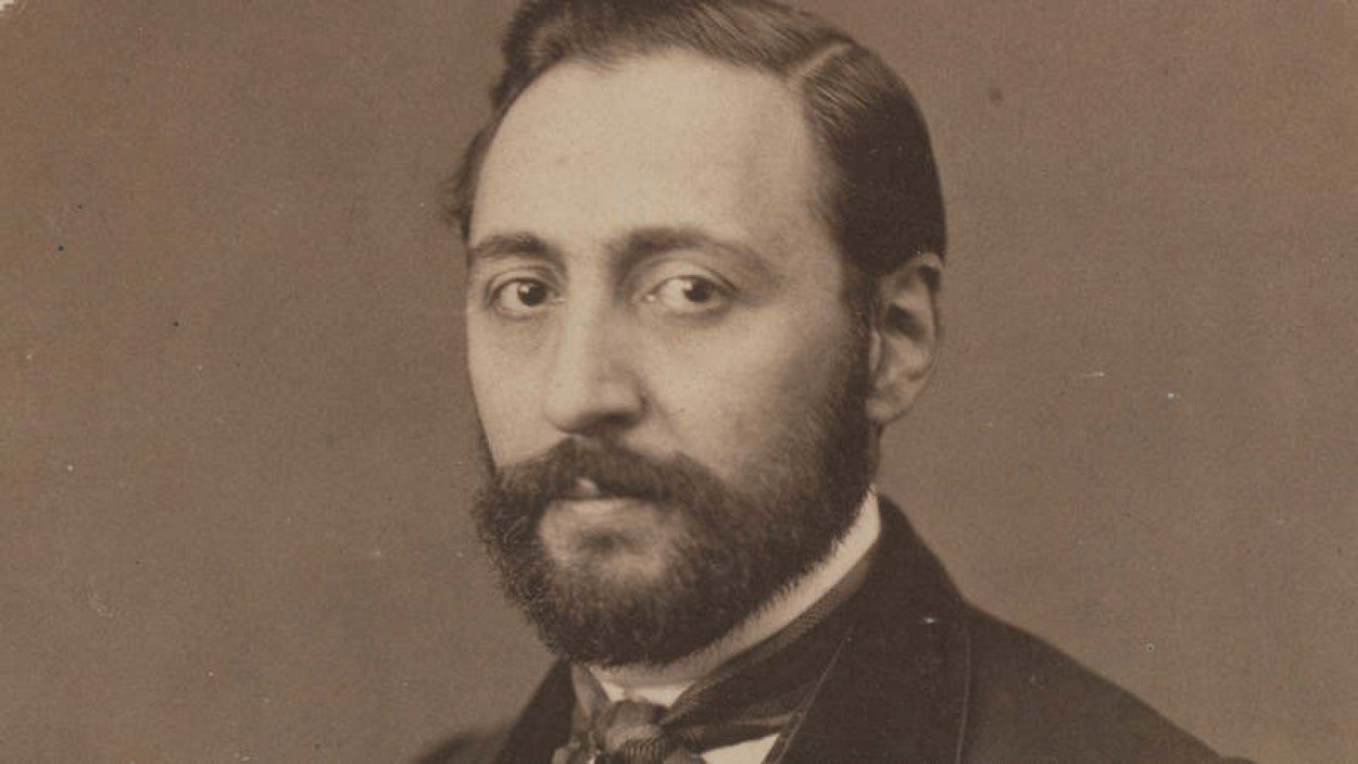 Zarzuela composer Francisco Barbieri (1823-94).