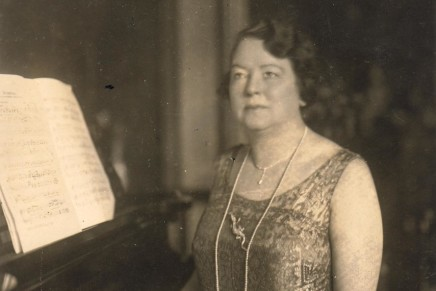 "Carita von Horst (1864-1935): The Baroness Who Composed ""Gentleman Jack"" And Bamboozled Hitler"