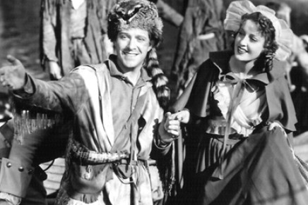 "Jeanette MacDonald & Nelson Eddy: The Glory of Hollywood Operetta in Jeanine Basinger's ""The Movie Musical"""