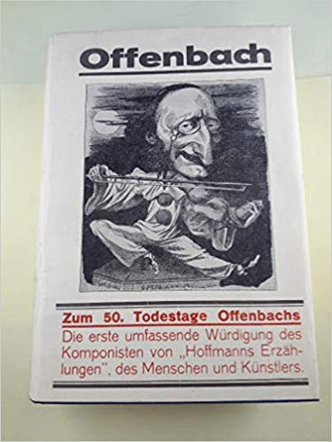 "The original version of Anton Henseler's ""Offenbach,"" on offer at Amazon for 699 Euros."