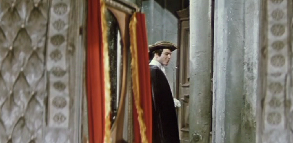 The Count of Marly. (Photo: Screenshot from the 1960 DEFA film version)