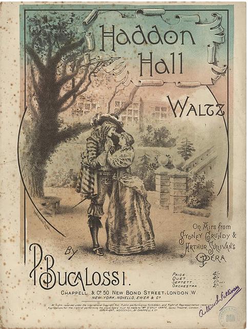 Sullivan Haddon Hall