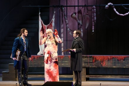 """What The Nasty Old Lady Said. Or: """"Zigeunerbaron"""" At Volksoper Vienna"""